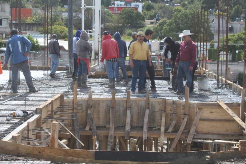 CONSTRUCCIÓN DE NUEVA PRESIDENCIA